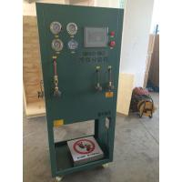 Cheap Multi Function HVAC Recovery Machine ,  R410A Refrigerant Reclaiming Equipment for sale