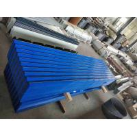 Buy cheap Wear Resistant Corrugated Steel Roof Sheets For Industrial And Civil Buildings from wholesalers