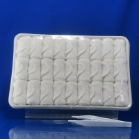 Best White disposable airline hot and cold towel wholesale