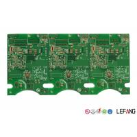 Best GPS Receiver Module Multilayer PCB Fabrication , Main Printed Circuit Board wholesale