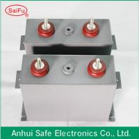 Buy cheap For Electric Vehicles High Density 1000UF 2500VDC Capacitor from wholesalers