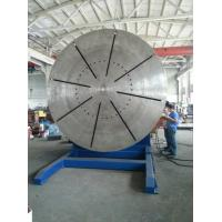 Best 3KW Automated Pipe Welding Positioner Turntable Bh Series By Vfd Control wholesale
