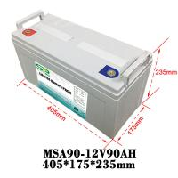 Best Medical Equipment LiFePO4 Battery Backup For Camping 12V Lead Acid Replacement wholesale