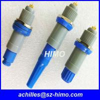 10pin Lemo medical plastic wire connector PAGPKGPRG