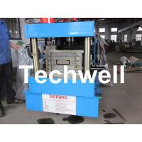 Best Cold Rolled / Galvanised Cee Purlin Roll Forming Machine For 1.5 - 3.0mm C Shape Purlin wholesale