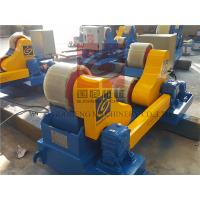 Best Self Aligning Welding Rotator 20T Self Centering Roller Beds Pipe Turning Rolls wholesale