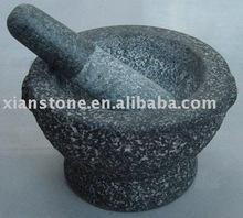 Best Granite stone mortar and pestle wholesale