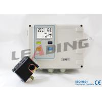 China Auto / Manual Control Simplex Pump Controller Overload Protection With Large LCD Screen on sale