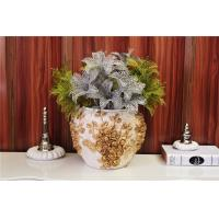 Best artificial flower Lily Metal Spraying 7 Heads Lily Various Colors are Available wholesale