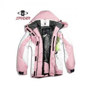 China Spyder Ski Women's Jackets Pink Snowboard Skiwear on sale