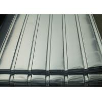 Best Polished Aluminium Roofing Sheet 0.5mm Thick 3004 For Installation / Building wholesale