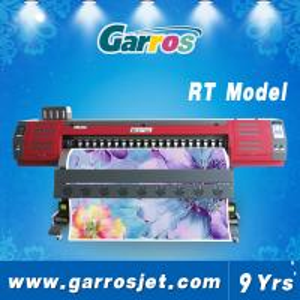 Best 1.8m Thermal Transfer/Sublimation Printer Digital Textile Fabric T-shirt Printing Machine wholesale