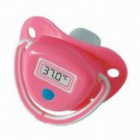 Best Baby Nipple Thermometer with Liquid Crystal Display and Beep Sound Function wholesale