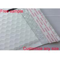 Best Matallic / Poly Shipping Bubble Mailers Padded Envelopes 2 Sealing Sides Custom Size wholesale