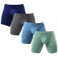 China Men's Seamless Boxer Brief on sale