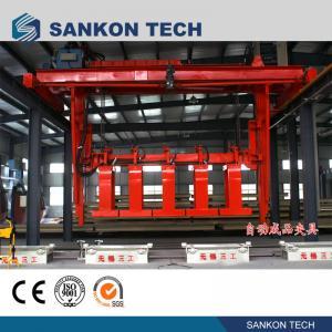 Best Hoist Automatic Concrete Block Making Machine wholesale