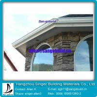 China the beautiful look of square gutters with rain chain accents any house on sale