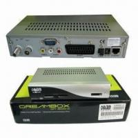 Buy cheap Dreambox 500c Cable/DVB-C/Digital Satellite Receivers with Linux OS from wholesalers