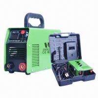 China Arc 200 inverter welder with briefcase, constant welding with 3.2mm electrode without stop on sale