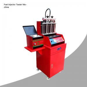 Best 8 Injectors 60Hz Petrol Cleaner 10000RPM Fuel Injector Testing Machine wholesale