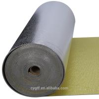 China Sound Absorption Construction Heat Insulation Foam Blanket For Roofing Insulation on sale