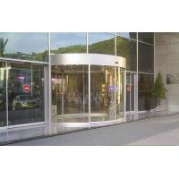 Best Full or semi circle Concave or convex version arc door / curved glass doors wholesale