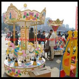 Best hot sale chiristmas carousel luxury carousel amusement park carousel horses wholesale