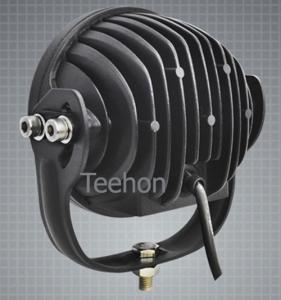 Best High power LED 45W 4D PC Len Round LED Driving Light (LED work light) wholesale