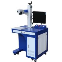 China Jewelry cutting engraving Industrial Laser Marking Machine 30W 50W With Raycus IPG Fiber Laser on sale