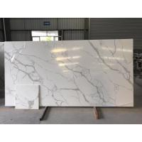 Best Custom Cut Hard Surface Kitchen Countertops With Vein , Stone Kitchen Worktops wholesale