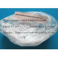 China Natural Drostanolone Enanthate Raw Steroid Powders / Drolban Powders For Bodybuilding Cycle CAS 472-61-145 on sale