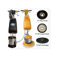 Best 240V Electric Rug Floor Cleaning Machine For Stairs With Steel Gearbox wholesale