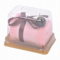 Best Tower Gift-packed/Cake Tower Promotional Towel wholesale