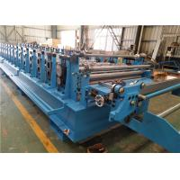 Best Steel Metal IBR Roof Panel Roll Forming Machine With Film Coating Device wholesale