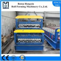 Best Panel / Tile Roll Forming Machine, Mantal Corrugated Roof Sheeting Machine wholesale