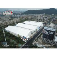 Buy cheap Clear Span Structure Outdoor Exhibition Tents For Sport Event / Wedding from wholesalers