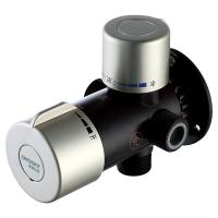 """Best Solar Thermostatic Mixing Valve A6 1/2"""" Brass For Electrical Water Heaters KSTP wholesale"""
