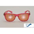 China Party Plastic Frame 3D Diffraction Glasses , Durable Rainbow Prism Glasses wholesale
