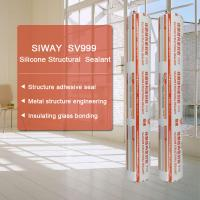 China 590ml Sausage Curtain Wall Silicone Sealant , Structural Glazing Silicone Sealant on sale
