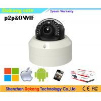 Quality 1080P HD TVI Camera Sony IMX322,IP66 Vandal Security Motor lens for sale