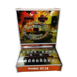 China EC18 Africa Ghana Congo Senegal Zambia Guinea-Bissau People Play Fruit Gambling Games Jackpot Roulette Slot Game Machine on sale
