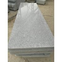 China Wholesale Light Grey Granite Tile China Grey Granite Stone Polished G603 Slab on sale
