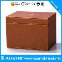 Best Quality guarantee factory directed sale leather hotelware wholesale