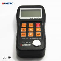 Best Digital Ultrasonic Thickness Gauge TG3000 For Metals , Plastic , Ceramics wholesale