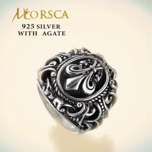 Best Morsca 925 Sterling Silver Gemstone Rings wholesale