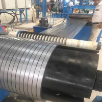 Best Automatic Metal Material Folding Slitting Line Machine For 1-5mm Galvanized Steel wholesale