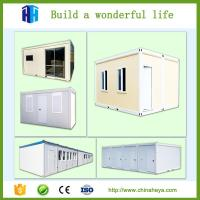 Best Prefabricated australia expandable steel structure 20ft container house office in china wholesale