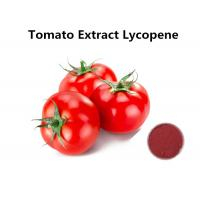 Best Tomato Extract 1% Lycopen Natural Food Pigments Cas No. 502 - 65 - 8 For Enhance Immunity Anti-cancer and Anti-Aging wholesale