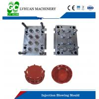 China PE PP Cap High Precision Injection Molding Reliable With CE SGS certification on sale