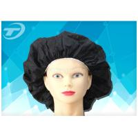 Best Disposable SPP bouffant cap in various colors , light  and dust proof wholesale